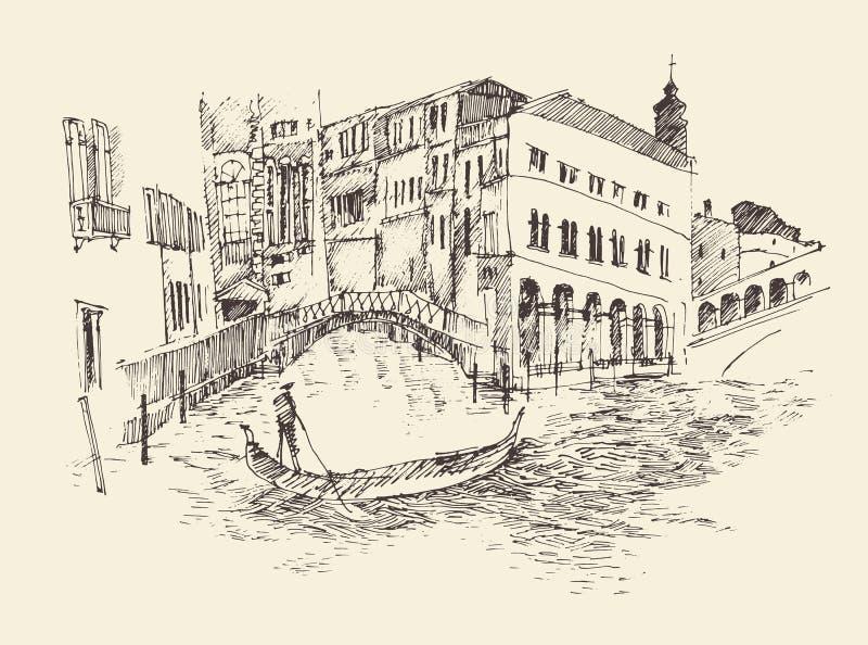 италия черно белый рисунок данном случае