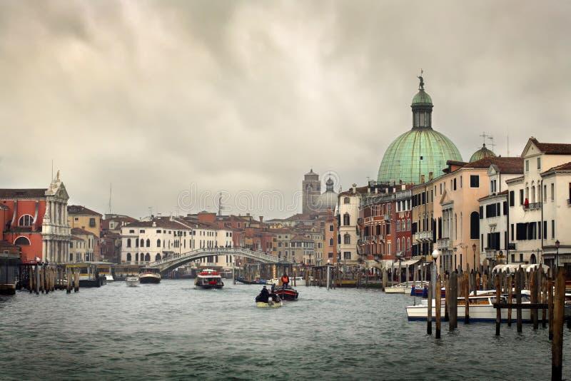 Venice cityscape stock photography