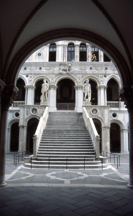 Venice - Doge's Palace royalty free stock photo