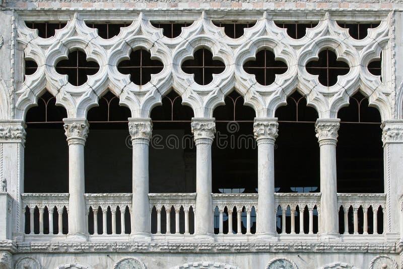 venice fönster fotografering för bildbyråer