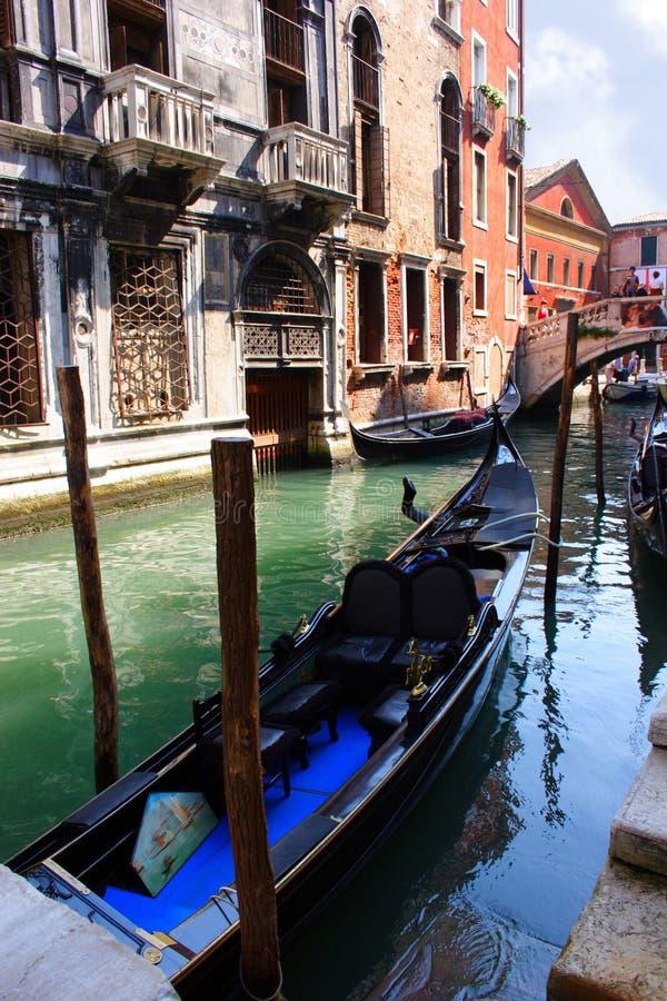 Venice gondola #1 stock photo