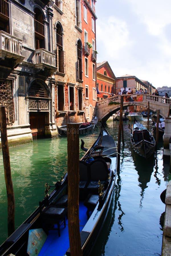 Free Venice Gondola 2 Royalty Free Stock Photography - 4265007