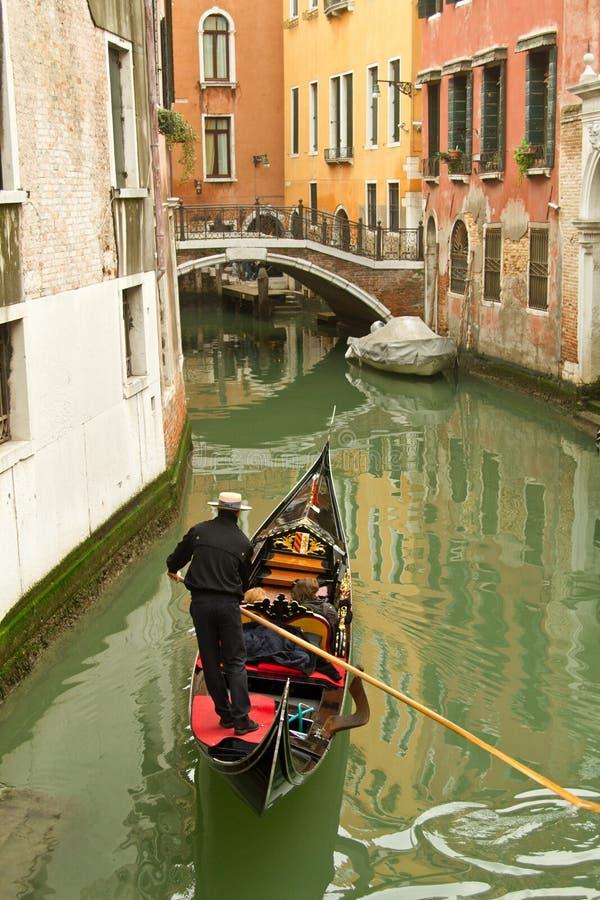 Venice gondola royalty free stock image
