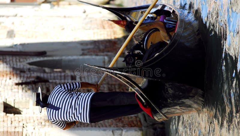 Free Venice - Gondola Series Royalty Free Stock Image - 1252536