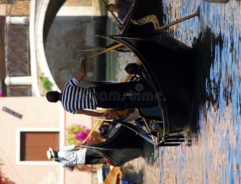 Free Venice - Gondola Series Stock Photography - 1252562