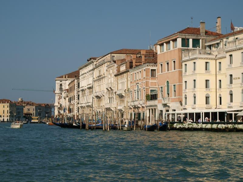 Venice - Grand Canal Stock Photo