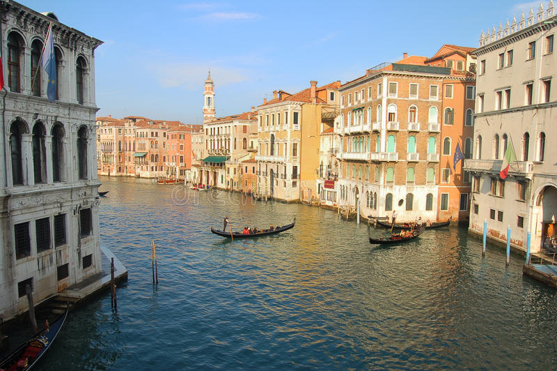 Download Venice grand canal stock image. Image of architecture - 23203051