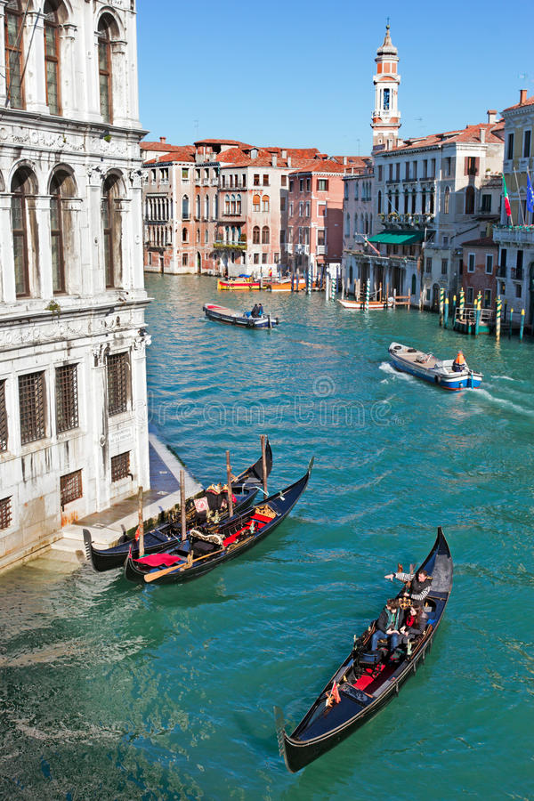 Download Venice Grand Canal Editorial Stock Photo - Image: 29229538