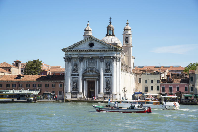 Venice. Grand Canal stock images