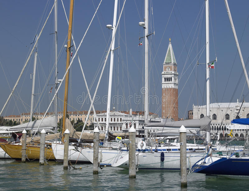 Download Venice - Italy stock image. Image of marina, yachts, tourism - 15097371