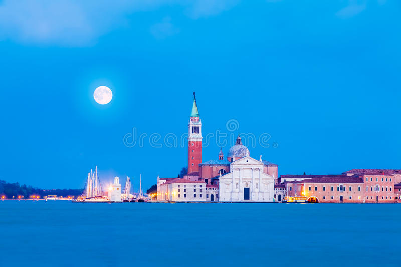 Download Venice, Italy stock image. Image of evening, giorgio - 26531603