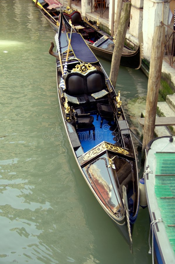 Download Venice, Italy stock image. Image of berth, gondolier, boat - 7091311