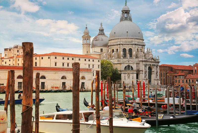 View of Venice, Italy stock images