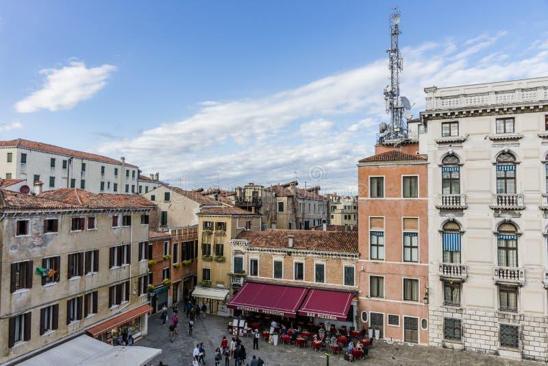 Venice in Italy royalty free stock photo