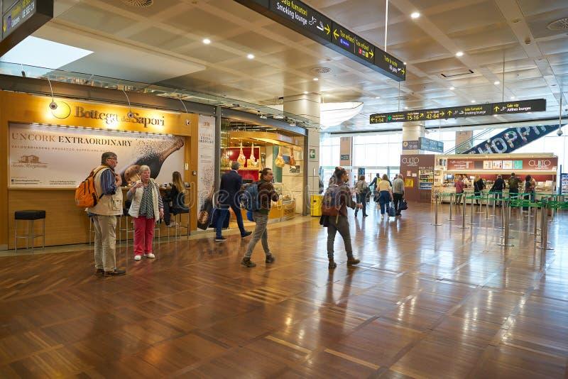 Venice Marco Polo Airport stock photos