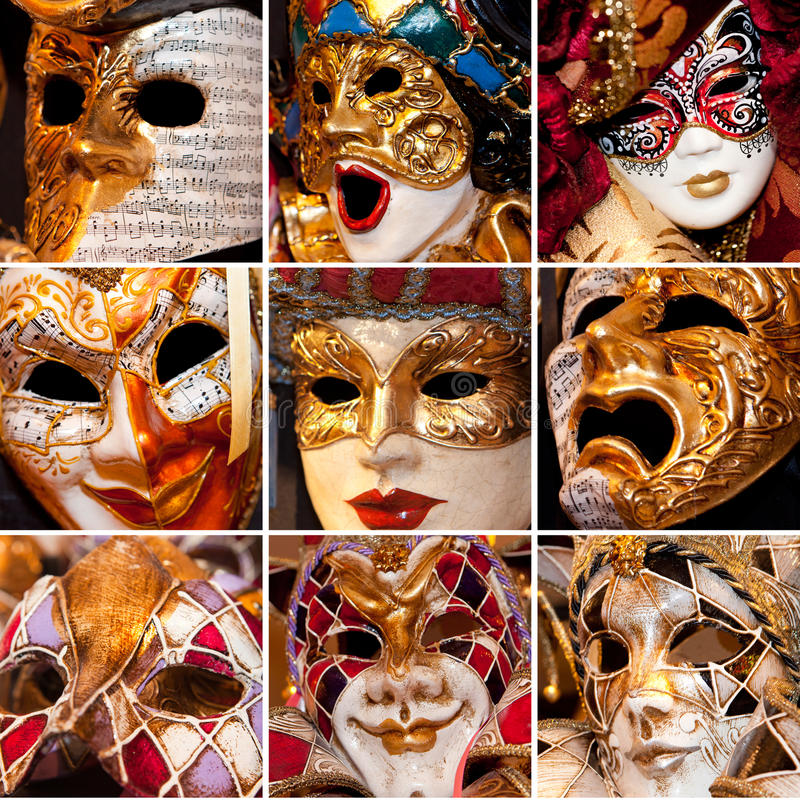 Download Venice mask stock image. Image of beauty, attraction - 18477583