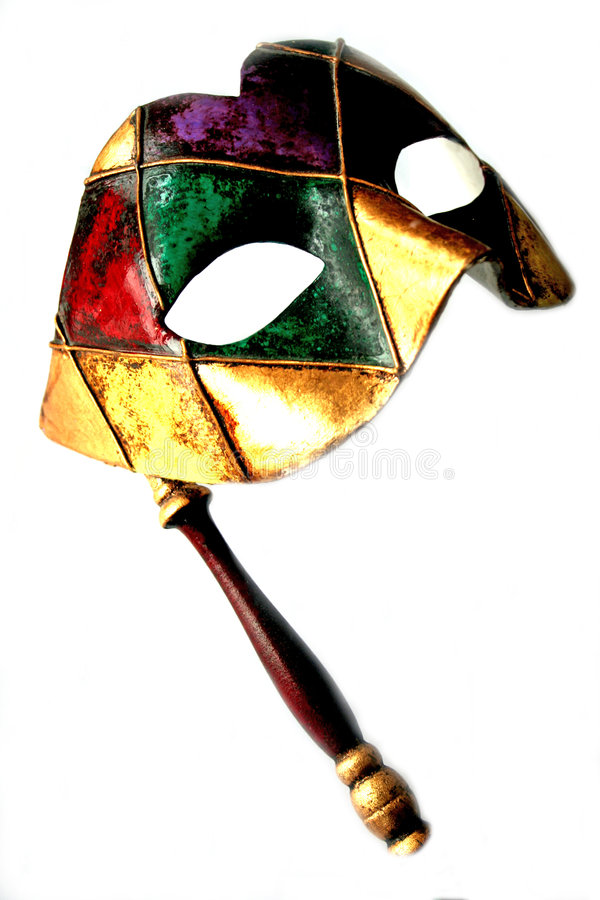 Free Venice Mask Royalty Free Stock Image - 4442876