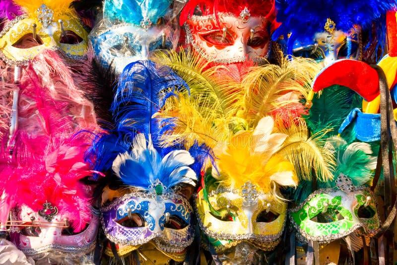 Venice Masks, Carnival. royalty free stock photography