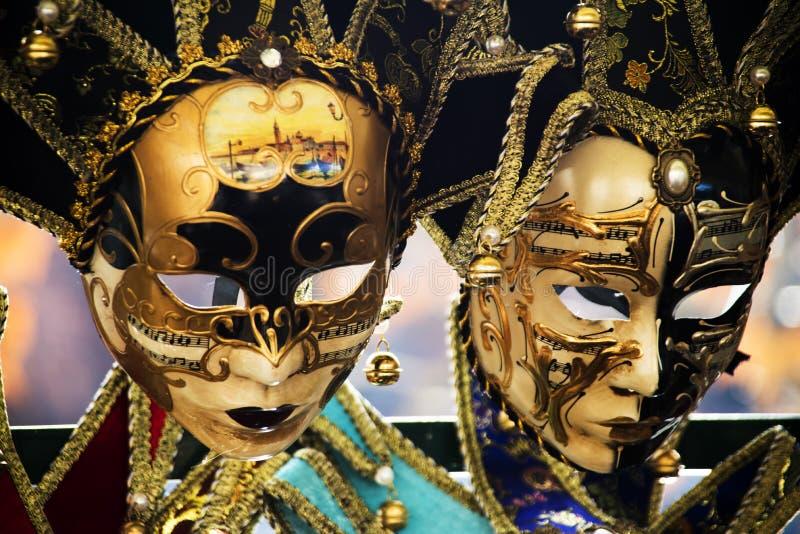 Venice masks stock images