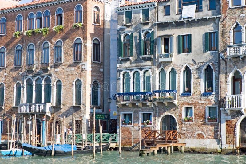 Venice Palaces Editorial Photo