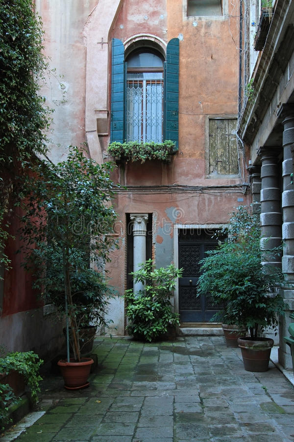 Download Venice passage stock image. Image of aged, passage, exterior - 29440565