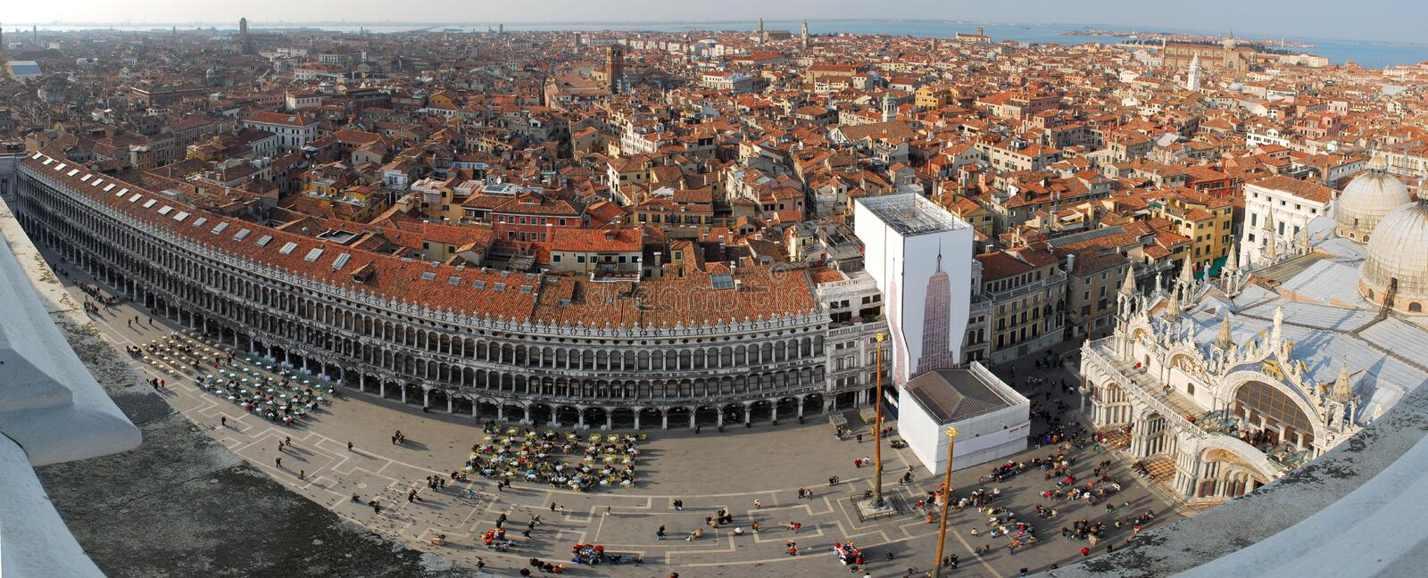 Download Venice Roofs - City Panorama Stock Photo - Image: 2566136