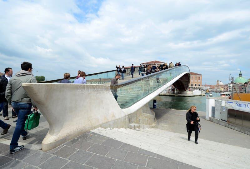 Download Venice's New Constitution Bridge Editorial Image - Image: 24609005