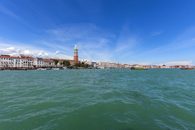 Download Venice's sea editorial stock photo. Image of holiday - 31343428