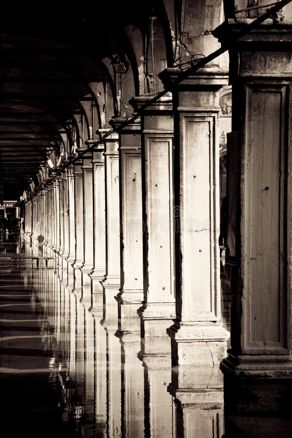 Download Venice, St Marks Square stock image. Image of building - 14200187