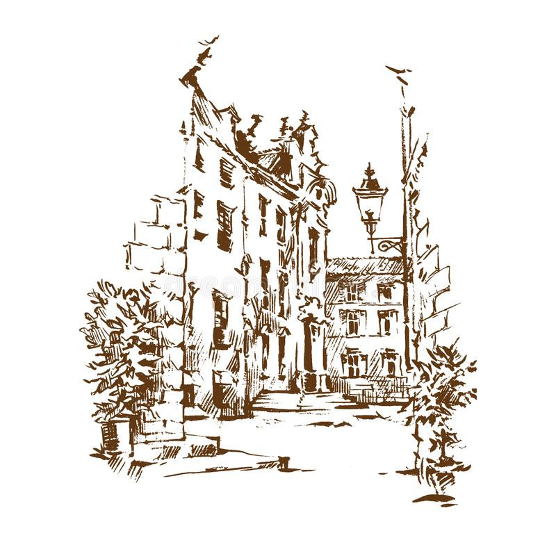 Free Venice Vector Illustraton Stock Images - 149501914