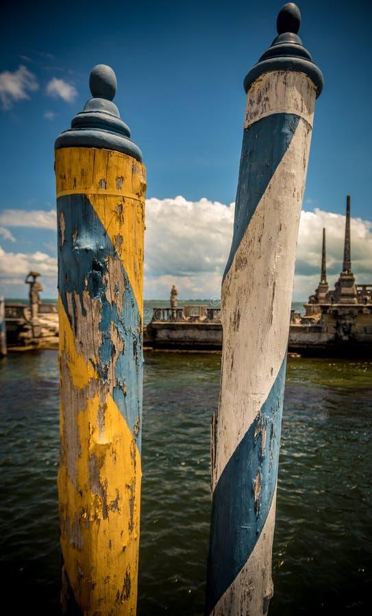 Venice in Vizcaya stock image