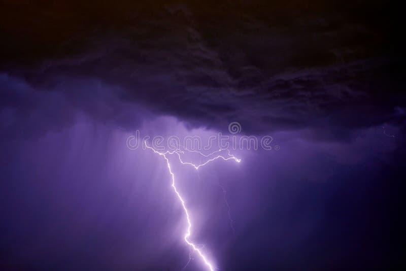Venir grave d'orage photographie stock libre de droits