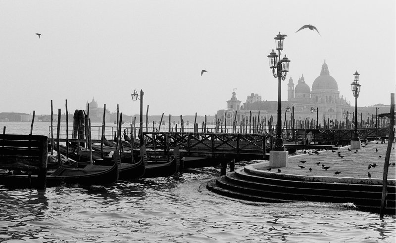Venise illustration de vecteur