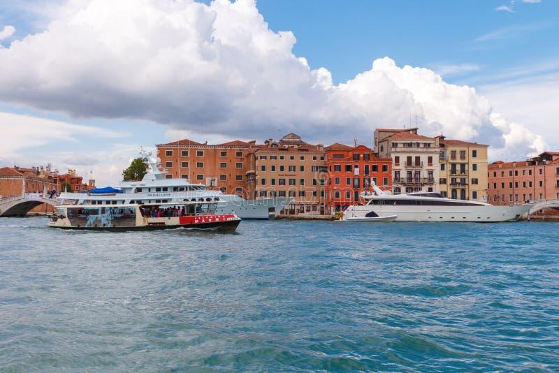 Venise Bateau de plaisance photo libre de droits