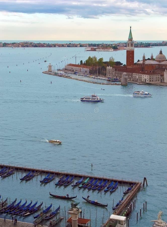 Venise laguna image libre de droits