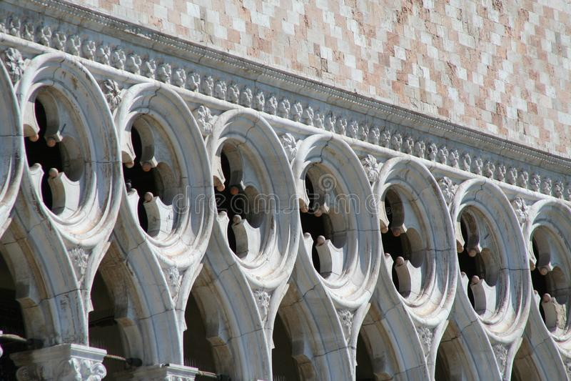 Venise, Palazzo Ducale image stock