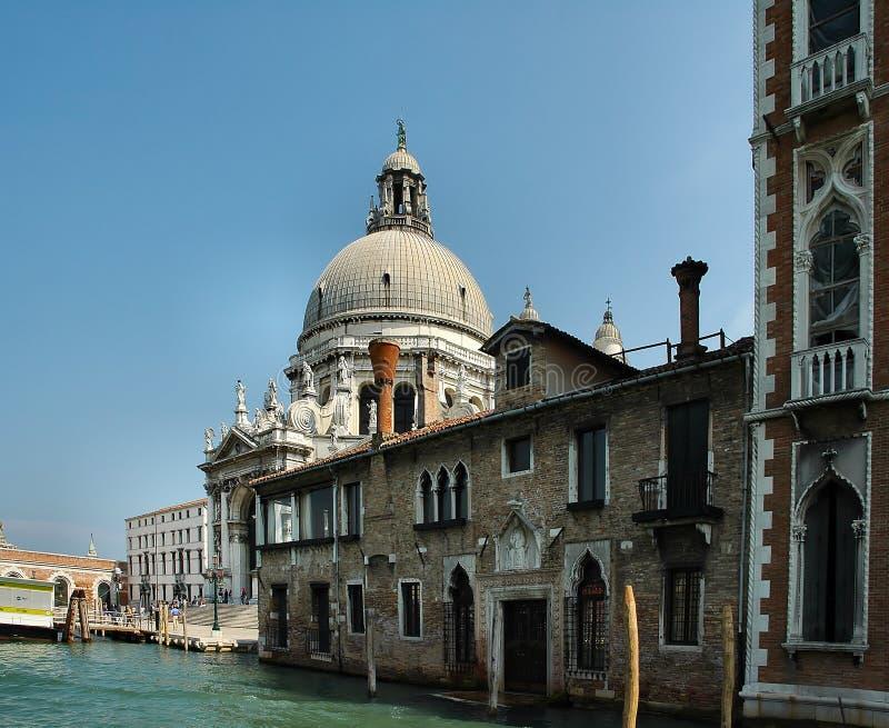 Venise - salut de La photos libres de droits