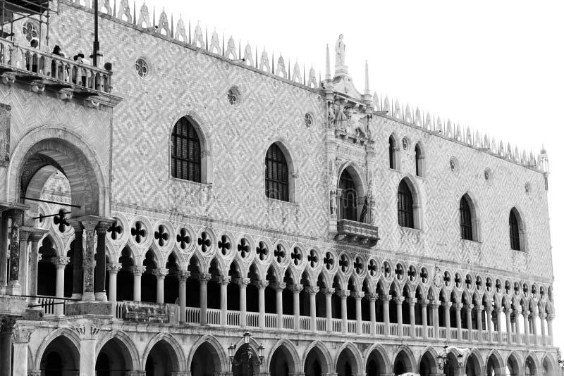 Venise - Venezia en Italie photos libres de droits