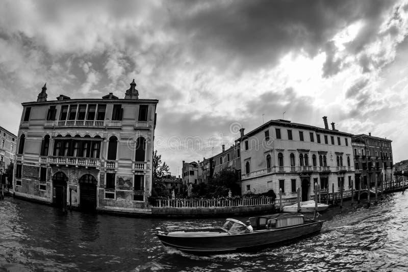 Venise - Venezia en Italie images stock