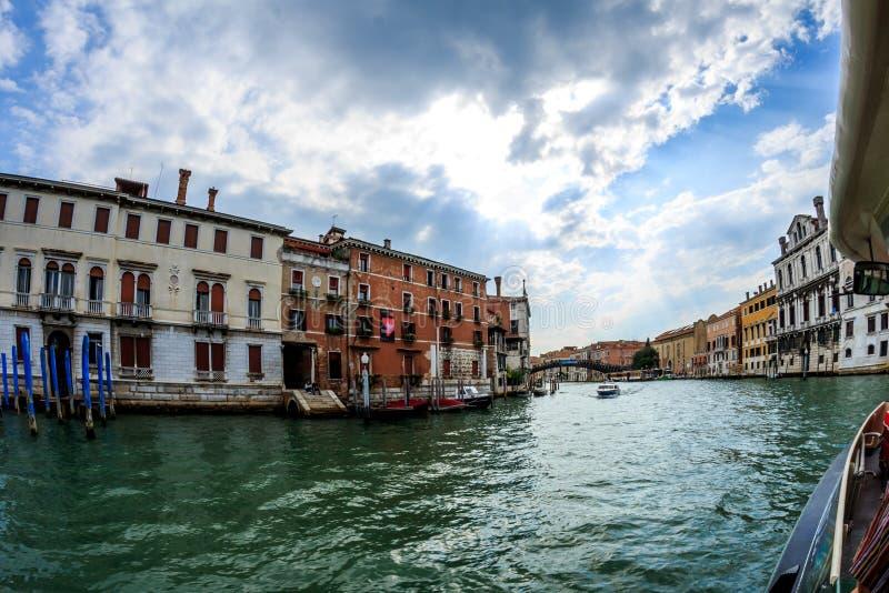 Venise - Venezia en Italie photos stock