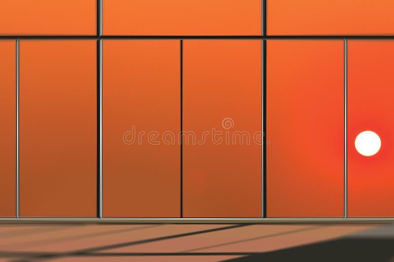 Download Vensters In De Moderne Bureaubouw Stock Afbeelding - Afbeelding bestaande uit gebouwen, concept: 39117755