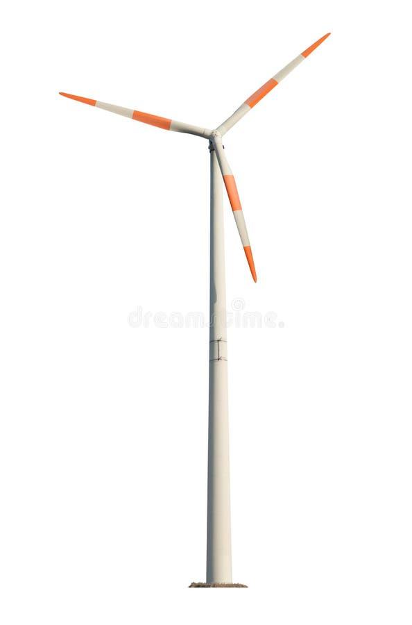 vent d'isolement de moulin photo stock