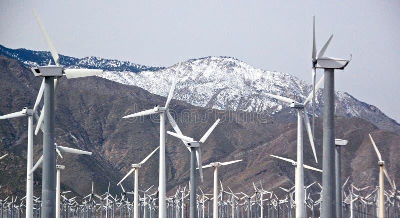 vent de pouvoir photo stock