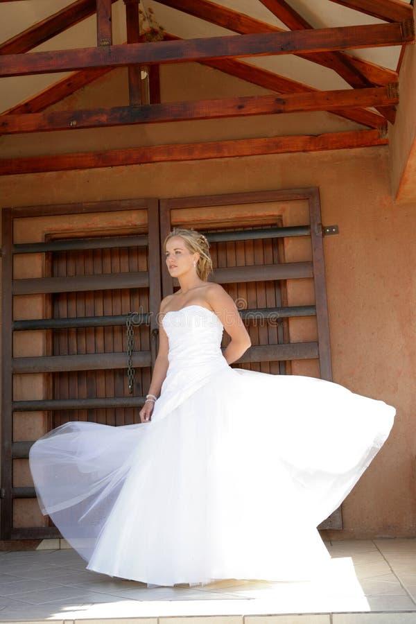 Vent de robe image libre de droits