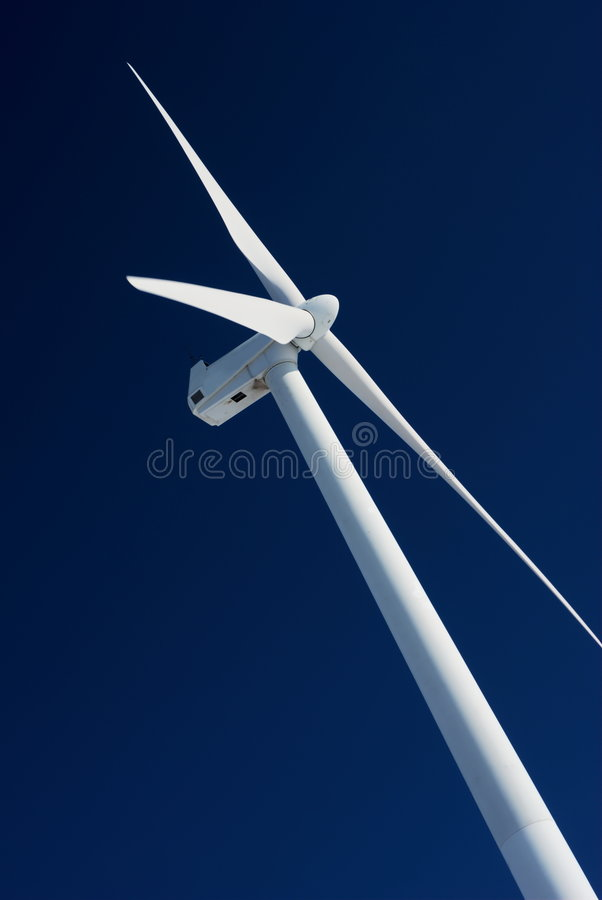 Download Vent de turbine de groupe image stock. Image du dynamique - 8652601