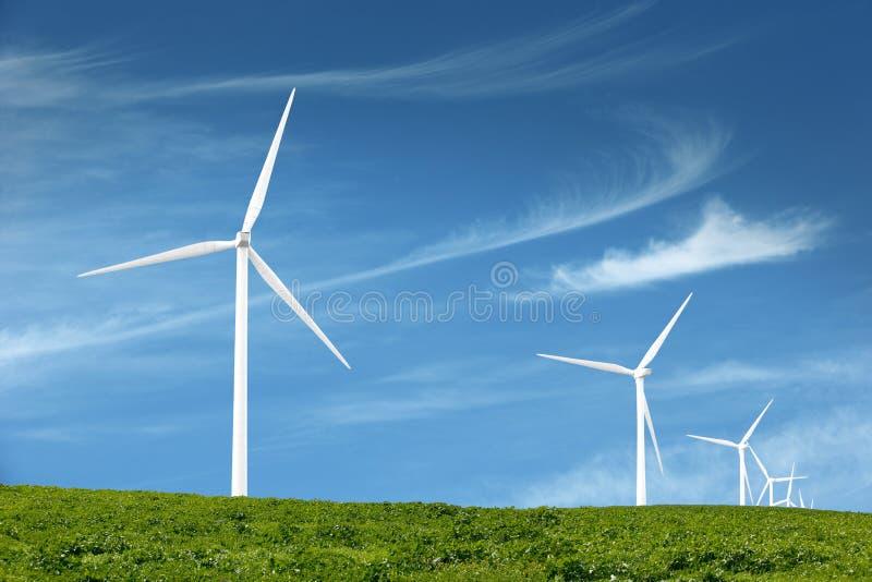 vent de turbines photo libre de droits