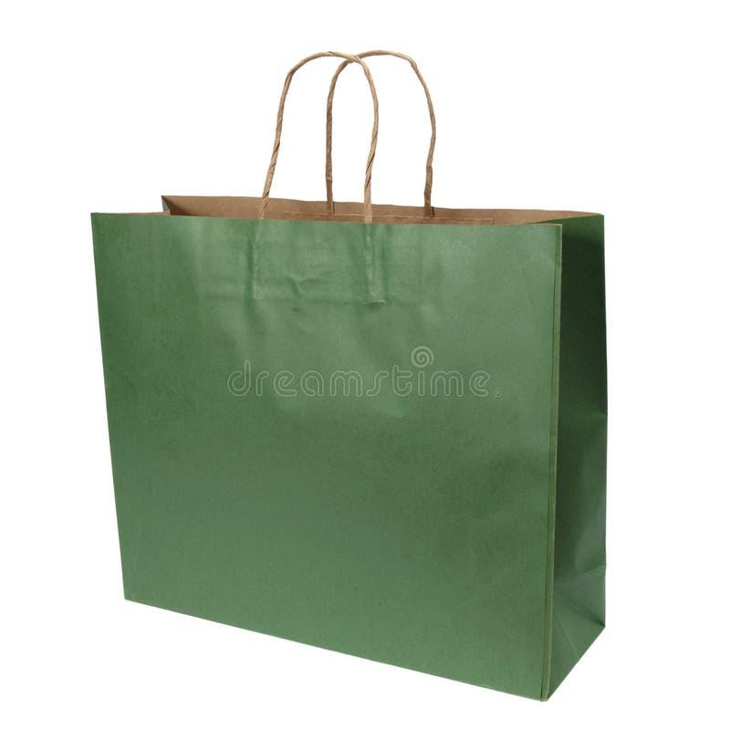 Venta al por menor del consumerismo del bolso de Shoping foto de archivo