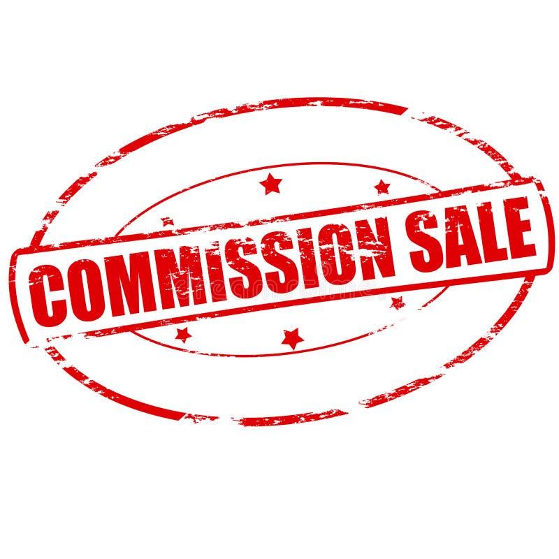 Venta de Comisión libre illustration
