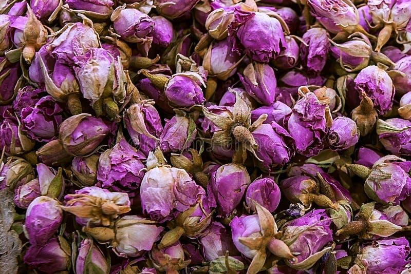 Venta de diversas especias en el mercado en Estambul Variedad de gusto y de aroma fotografía de archivo