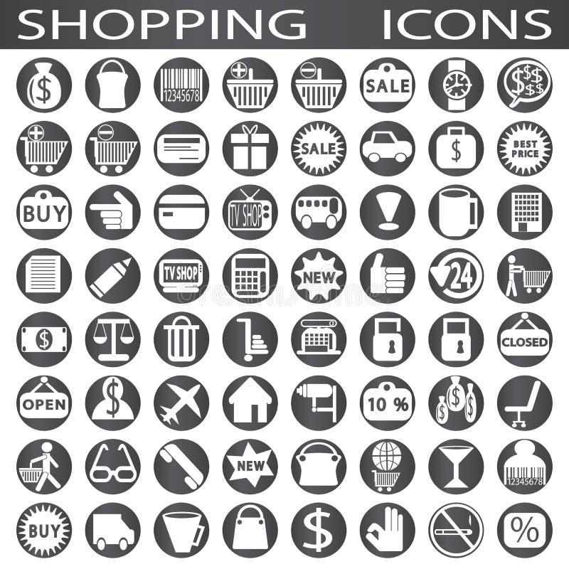 Venta de iconos stock de ilustración